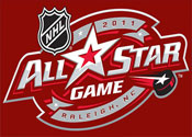 Team Staal are betting favorites in 2011 NHL All Star Game odds and Vegas picks vs Team Lidstrom on Versus.